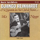 Nuages Vol. 2 (1938-1941) by Le Quintet Du Hot Club De France