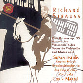 Don Quixote Op. 35 / Romanze F-Dur / Cellosonate Op. 6 by Richard Strauss