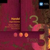 Handel: Organ Concertos by Various Artists