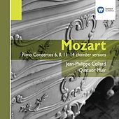 Mozart: Piano Concertos by Quatuor Muir