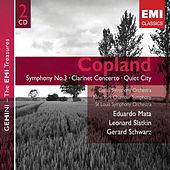 Copland: Orchestral and Vocal Works by Various Artists