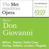 Mozart: Don Giovanni (February 14, 1959) by Metropolitan Opera