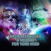 Bach, Beethoven, Mozart for Your Mind – Power of the Mind, Music Therapy to Focus, Soft Relaxing Music to Help Your Concentration, Logical Thought with Classics by Power of the Mind Society