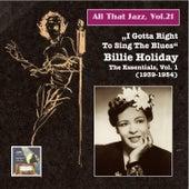 All That Jazz, Vol. 21: Billie Holiday, Vol. 1 (2014 Digital Remaster) by Billie Holiday