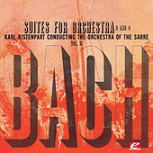 Bach: Suite for Orchestra No. 3 in D Major, BMV 1068 & Suite for Orchestra No. 4 in D Major, BMV 1069 (Digitally Remastered) by Orchestra Of The Sarre