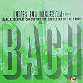 Bach: Suite for Orchestra No. 1 in C Major, BMV 1066 & Suite for Orchestra No. 2 in B Minor, BMV 1067 (Digitally Remastered) by Orchestra Of The Sarre