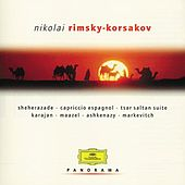 Rimsky-korsakov: Sheherazade etc. by Various Artists