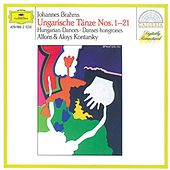 Brahms: 21 Hungarian Dances by Various Artists