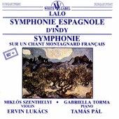 Lalo: Symphonie Espagnole - D'Indy: Symphonie Cevenole by Various Artists