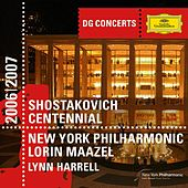 Shostakovich in America: The Centennial Concert by Various Artists