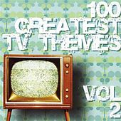 100 Greatest Tv Themes Volume 2 by Various Artists