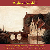 Bach: Air On the G String & Violin Concerto / Pachelbel: Canon in D Major / Albinoni: Adagio in G Minor / Walter Rinaldi: Orchestral and Piano Works / Mozart: Sonata Facile / Fur Elise & Moonlight Sonata / Ave Maria / Jesu, Joy of Man's Desiring by Walter Rinaldi