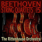 Beethoven String Quartets Volume Five by Ludwig van Beethoven
