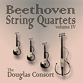 Beethoven String Quartets Volume Four by Ludwig van Beethoven