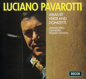 Arias by Verdi & Donizetti by Luciano Pavarotti