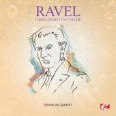 Ravel: String Quartet in F Major (Digitally Remastered) by The Travnicek Quartet
