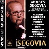 La tradizione chitarristica spagnola by Andres Segovia