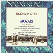 Los Grandes Genios Mozart - Divertimento No. 7 by Various Artists