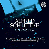 Schnittke: Symphony No. 1 by USSR Ministry of Culture Symphony Orchestra