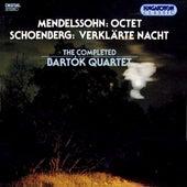 Mendelssohn: Octet - Schoenberg: Verklärte Nacht, by Bartok Quartet