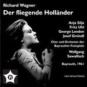 Wagner: Der fliegende Holländer (Live) by Various Artists
