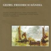 George Frideric Handel - Concerto Grosso No. 1, 2, 3, 4 by Ludovit Kanta