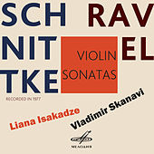 Schnittke & Ravel: Violin Sonatas by Vladimir Scanavi