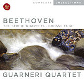 Beethoven, String Quartets; Grosse Fuge by Guarneri Quartet