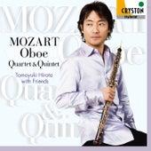 Mozart: Oboe Quartet & Quintet, Britten: Phantasy by Various Artists