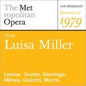 Verdi: Luisa Miller (January 27, 1979) by Metropolitan Opera