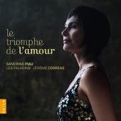 Le triomphe de l'amour von Sandrine Piau