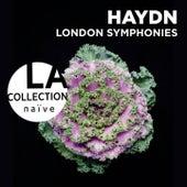 Haydn: London Symphonies by Marc Minkowski
