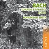 Bach: Sonatas & Partitas, Suites by Hopkinson Smith