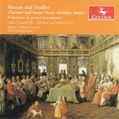 Mozart & Stadler: Clarinet & Basset Horn Chamber Music by Luigi Magistrelli