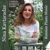 Russian Piano Music by Nina Kavtaradze