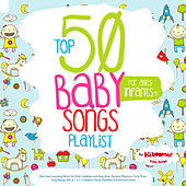 Top 50 Baby Songs Playlist by The Kiboomers