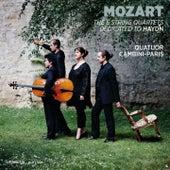 Mozart: The 6 String Quartets Dedicated to Haydn by Quatuor Cambini Paris
