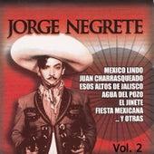 Lo Mejor, Vol. 2 by Jorge Negrete
