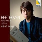 Beethoven: Piano Sonatas Vol. 4 by Yusuke Kikuchi