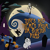 Tunes and Themes from Tim Burton Films by L'orchestra Cinematique