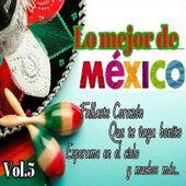 Lo Mejor de México, Vol. 5 by Various Artists