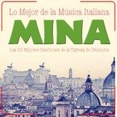 Mina. Lo Mejor de la Música Italiana, Las 25 Mejores Canciones de