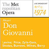 Mozart: Don Giovanni (April 13, 1974) by Metropolitan Opera