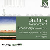 Brahms: Symphonie No. 4 & Schoenberg: Variations, Op. 31 by Various Artists