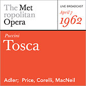 Puccini: Tosca (April 7, 1962) by Metropolitan Opera