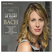 Bach by Claire-Marie Le Guay