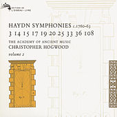 Haydn: Symphonies Vol.2 by The Academy Of Ancient Music