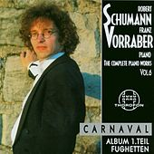 Robert Schumann: Complete Piano Works 6 by Franz Vorraber