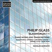 Glass: Glassworlds, Vol. 1 by Nicolas Horvath