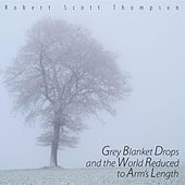 Grey Blanket Drops and the World Reduced to Arm's Length by Robert Scott Thompson